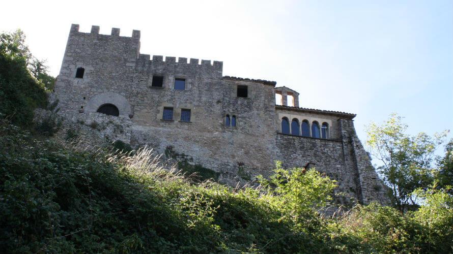 COOLTUR Turisme Cultural - Sant Julià de Vilatorta - Castell de Sant Llorenç del Munt