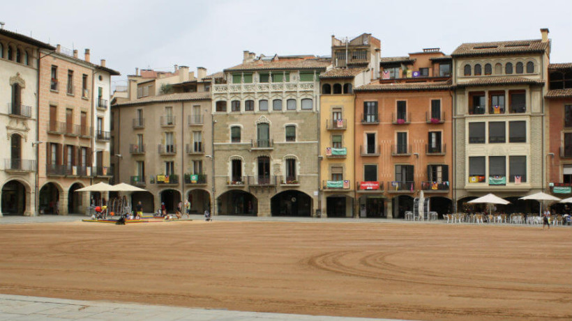 COOLTUR Turisme Cultural – Vic – Plaça Major de Vic